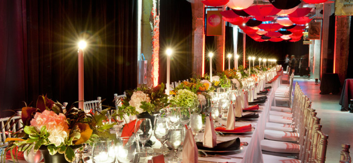 Elegant occasions. Memorable events.